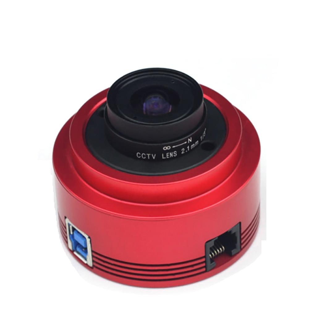 Caméra d'astronomie couleur ZWO ASI-290MC