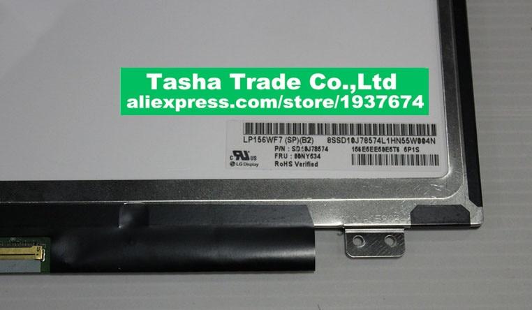 LP156WF7 SPB2 LP156WF7 SP B2 LP156WF7 SPB2 LCD Screen Display IPS FHD 1920 1080 eDP 40pins