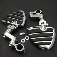 1 KURYAKYN Wing Footpegs Male Mount Clamps For H D Sportster 883 Xl1200 1340