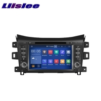 For Nissan Navara / NP300 2014~2017 LiisLee Car Multimedia TV DVD GPS Audio Hi Fi Radio Original Style Navigation Advanced NAV