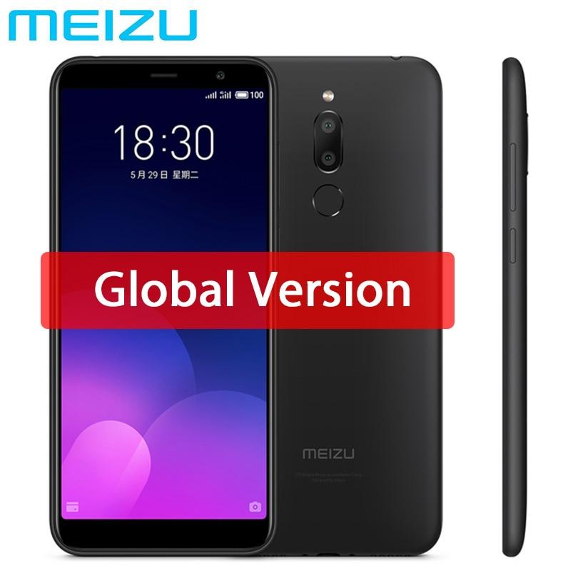 Original MEIZU 6T MEILAN m6t Octa Core 5 7 HD IPS Screen 4G LTE 3GB RAM