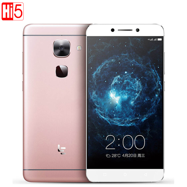 "Original Letv Le 2 x620 MTK6797 Deca Core  5.5 "" 1080p 3GB RAM 32GB ROM 16.0MP Fingerprint 4G FDD Mobile Phone Android 6.0"