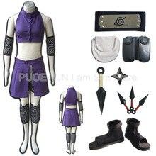 Hot Naruto Yamanaka Ino Cosplay Costume Halloween Costume Full Set hot naruto sai cosplay costume halloween costume full set