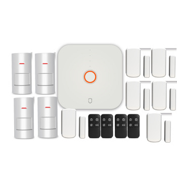 Wolf-Guard WS1N 2.4G Wifi Wireless Home Security Alarm Burglar System APP Control Motion Detector Sensor