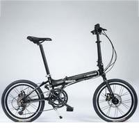Aluminum alloy material 16 inch Sports & Entertainment Company Urban leisure folding bik