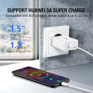 Image 2 - Ugreen USB Charger Super Fast Charger Quick 3.0 Phone Charger EU Adapter Charging for Huawei Xiaomi iPhone X 8 7 Samsung s9