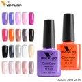 Venalisa de moda Bling 7,5 ML de Gel UV uñas de Gel polaco cosméticos arte de uñas de manicura de uñas de Gel polaco Shellak barniz de uñas