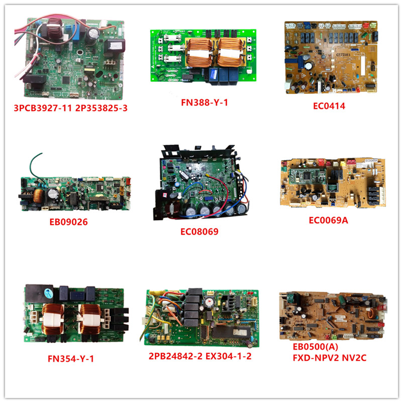 3PCB3927-11 2P353825-3| FN388-Y-1(A)| EC0414 Db-f85-101d| EB09026| EC08069| EC0069A| FN354-Y-1| 2PB24842-2 EX304-1-2| EB0500(A)