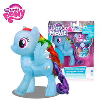 FRIENDS PINKIE PIE FIGURE Rainbow Dash Pinkie RarityAction Figure Toys For Baby Birthday Gift Girl Bonecas