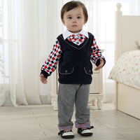 Wedding Suits For Baby Boys New Born Clothing Sets Baby First Birthday Gentleman Baby Store Newborn
