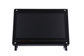New 7 inch USB HDMI LCD Display 1024x600 Capacitive Touch Screen Case For Raspberry Pi 4 new 7 inch lcd screen at070tn90 929394 vehicle dvd navigation display screen