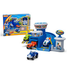 nime Action Figure Kids Toys+2 Cars