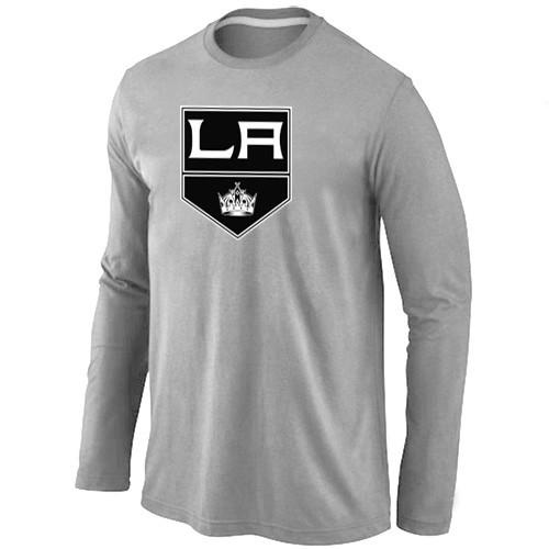 NHL Los Angeles Kings Big & Tall Logo Grey