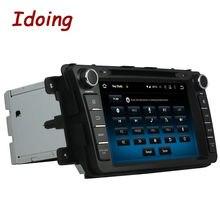 """Idoing 2Din Android5.1For Mazda CX9 Lettore DVD 8 """"con Navigazione di GPS Costruito in Canbus Collegamento Del Telefono 3G Bluetooth RDS Autoradio"""
