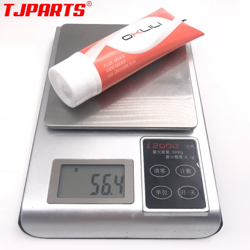 G300 fuser filme graxa óleo de silicone