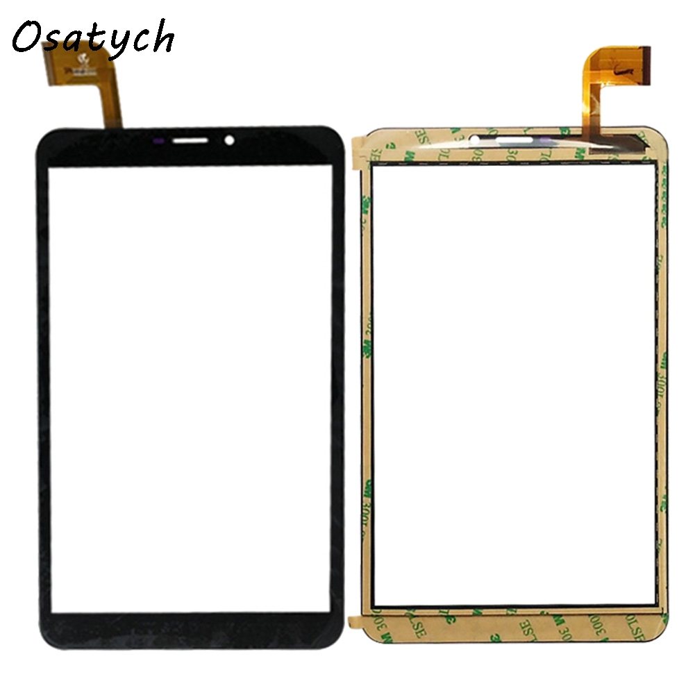 New 8 inch Tablet Capacitive Touch Screen Replacement for Oysters T84NI 3G Digitizer External Screen Sensor Free Shipping new 10 1 inch touch screen for oysters t12 t12d t12v 3g tablet digitizer sensor replacement ycf0464 a black white