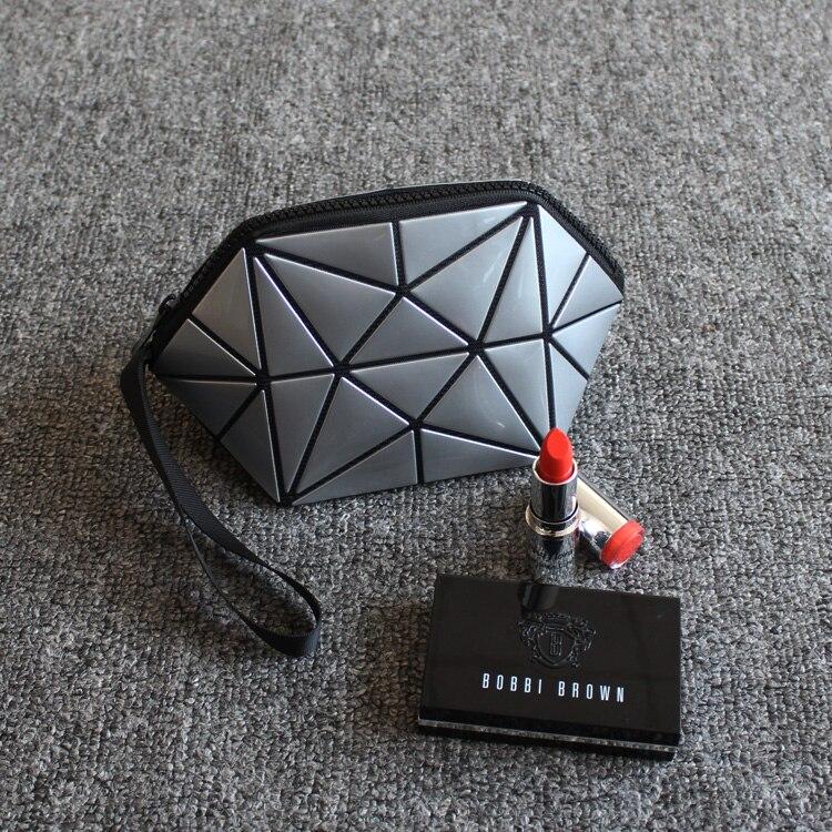 Geometric Cosmetic Bag  Fashional Makeup Bag For Women