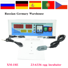 Fully automatic digital egg incubator controllers xm-18E