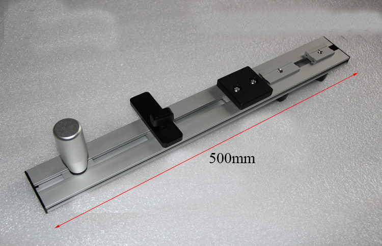 Double - Layer Rails Right Angle Cutting AccessoriesDouble - Layer Rails Right Angle Cutting Accessories