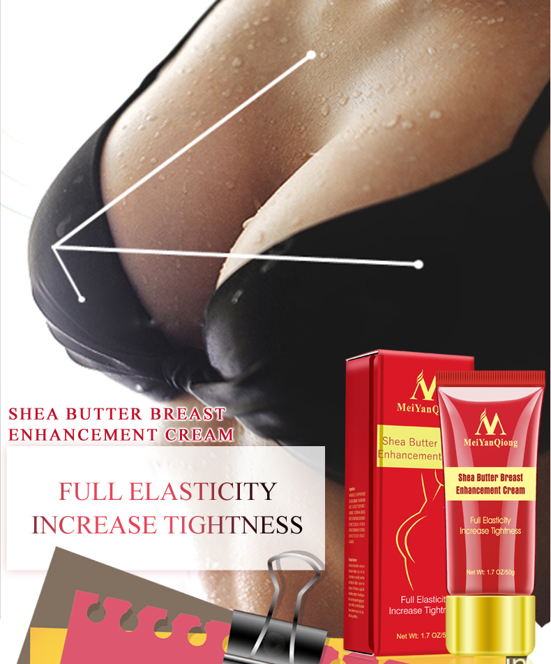 Herbal Breast Enlargement Cream Natural Full Elasticity Enhancer Body Cream Breast Care