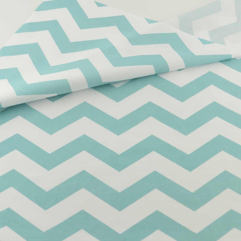 Teramila ткани Голубая волна узорам стежки постельные принадлежности  украшения высокое Качественный 100% хлопок ткань одеяло a28ccee00fdc2