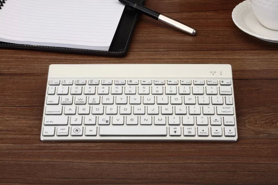 Luxury Aluminium Wireless Bluetooth Keyboard with/without 7 Color Backlight For Acer Iconia W3-810 W3 810