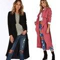 Женская Зима Теплая С Длинным Рукавом Пуловер Пальто бесплатная доставка и оптовых