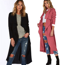 Womens Winter Warm Long Sleeve Pullover Coat free shipping and wholesales