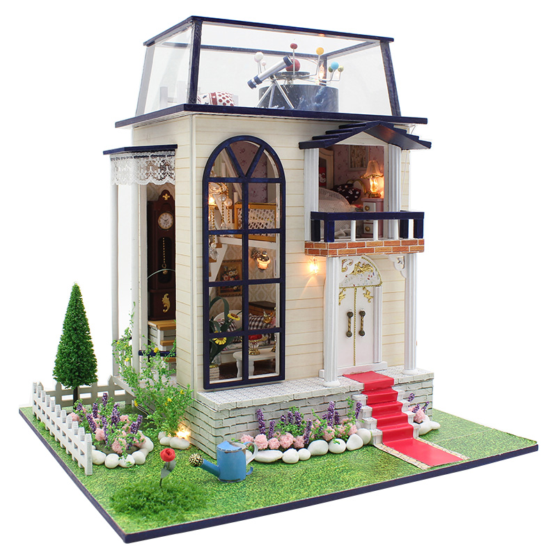 building model houses