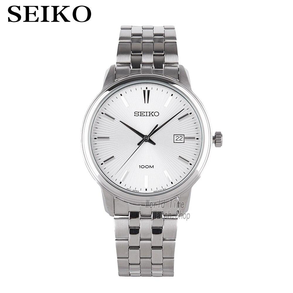 Montre seiko hommes Top marque de luxe étanche Sport montres pour hommes Date montres à quartz hommes montres Relogio Masculin SUR263P1