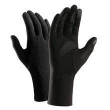 Лыжные перчатки унисекс зимние теплые ветрозащитные водонепроницаемые