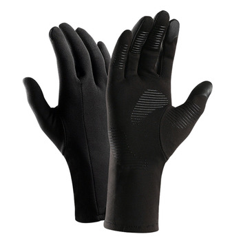 Uni Ski Gloves Winter Warm Windproof Waterproof Anti-slip Fleece Thermal Touch Screen Bike Ski Running Gloves