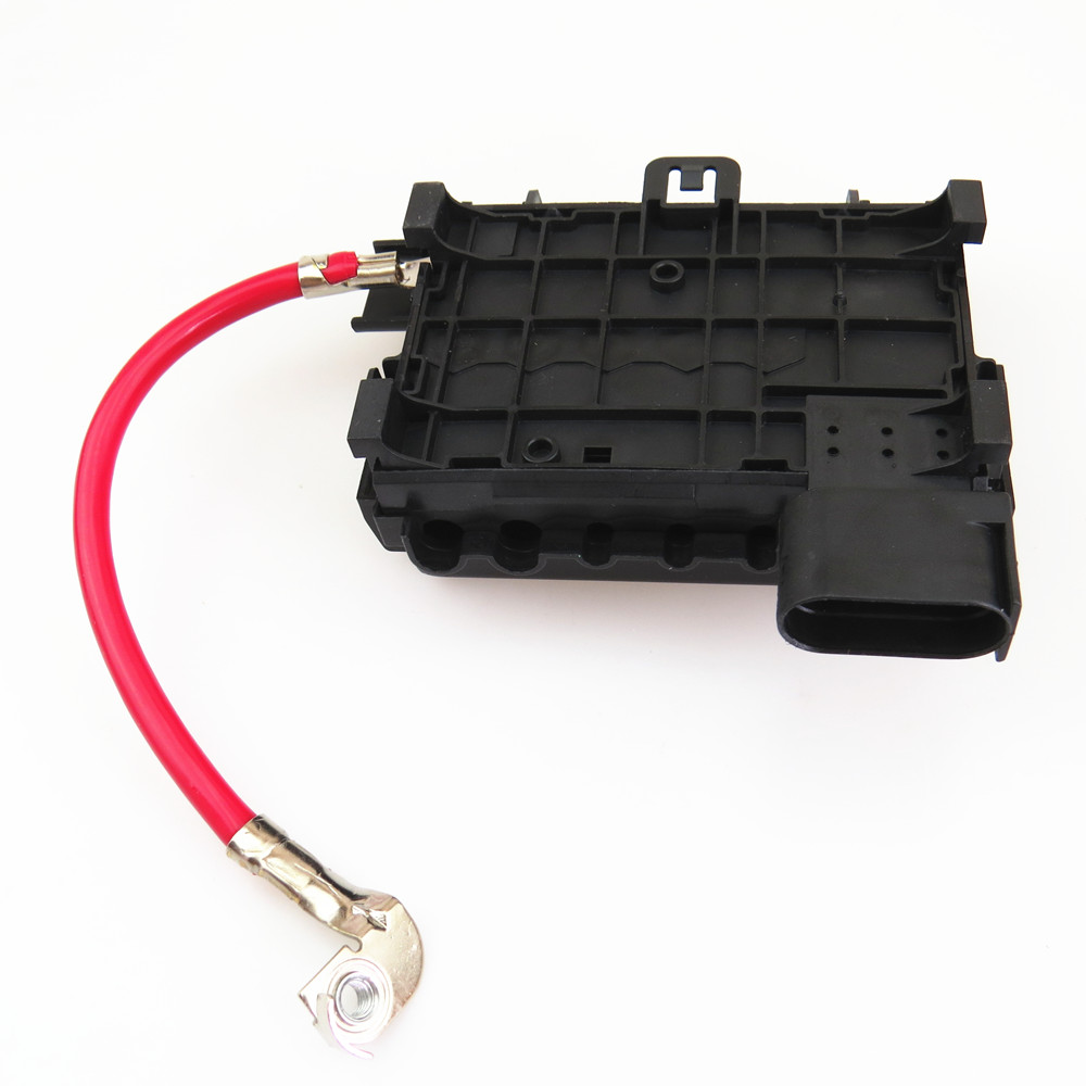zuczug car battery fuse box for vw beetle jetta mk4 golf mk4 bora 4 seat leon [ 1000 x 1000 Pixel ]