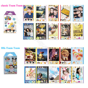 Image 2 - Fujifilm Instax Mini Instant Film/Camera Tsum Tsum, mini Film voor 9 8 8 + 70 90 7 s 7 50 s 25 Delen Printer SP 1 SP 2 Polariod 300