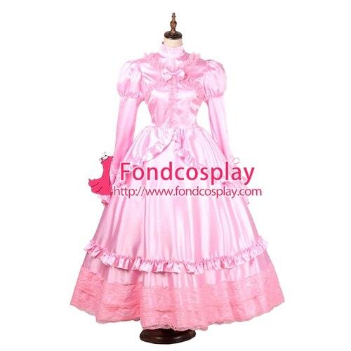 lolita long Fondcosplay pink 4