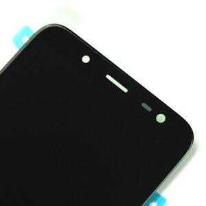 Image 3 - Grade AMOLED Für Samsung J6 2018 LCD Display OEM Mit Digitizer Touch Screen Für Samsung J600 J600F J600G LCD bildschirm