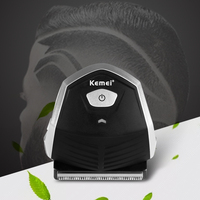 KEMEI KM 6032 9pcs Trimming Combs Rechargeable Hair Trimmer Machine For Trimming Hair Maquina Men Electric
