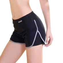 AmberHeard 2017 Hot Fashion Summer Women Shorts Leisure Elastic Waist Fitness Female Casual Quick Dry Sporting Short Feminino  цена и фото