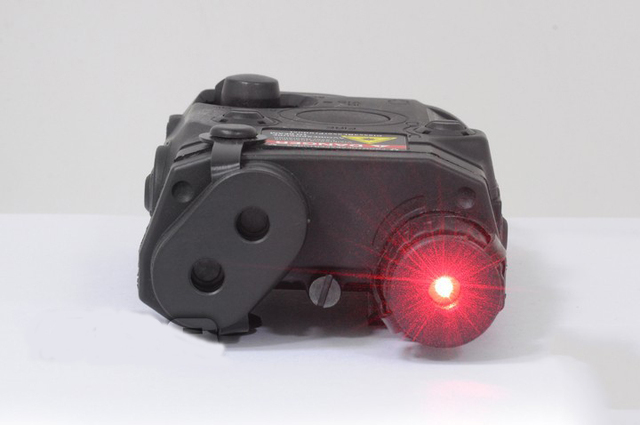 new arrival 62a21 7874e US $23.78 |Tactical Looking Cosplay Empty Battery Case Box Dummy FMA Navy  Seal SOF LA 5 AN / PEQ 15 for airsoft optical scope-in Lasers from Sports &  ...