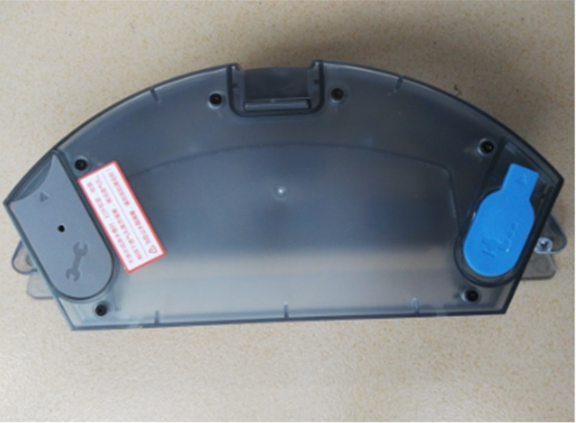 1pc Original Large vacuum cleaner Water Tank for ILIFE A4 A4S Robot Vacuum Cleaner Spare Parts Water Tank bin box replacement original ilife v5 mop for robot vacuum cleaner ilife model 2016 new spare parts replacement from factory 1 pc free shipping