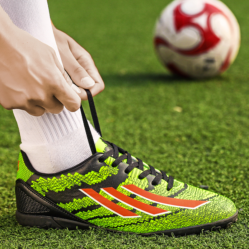 reputable site ab9ad 0fc0c US $19.89 |Professional Soccer Shoes FREAK ULTRA PRIMEKNIT VON FG AG  Football Boots Men Training Sneaker Adult Kids Boys Girls Cleats 34 on ...