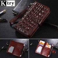 K'try Flip Lederen Case Voor Meizu MX4 Portemonnee Telefoon Tas Cover Meizu Mx4 Gevallen Met Kaarthouders