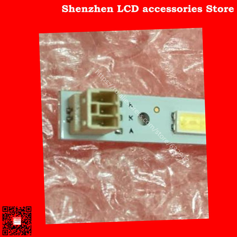 6 Pieces/lot 455mm LED Backlight Lamp  60 leds For LJ64 03567A SLED 2011SGS40 5630 60 H1 REV1.0 L40F3200B LJ64 03029A LTA400HM13-in Flash Parts from Consumer Electronics