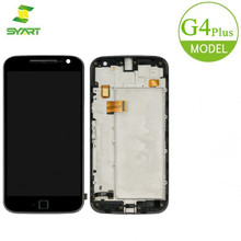 For Motorola G4 Plus LCD Display Touch Screen With Frame Digitizer Assembly Replacement For Moto XT1644 XT1640 XT1641 LCD Screen