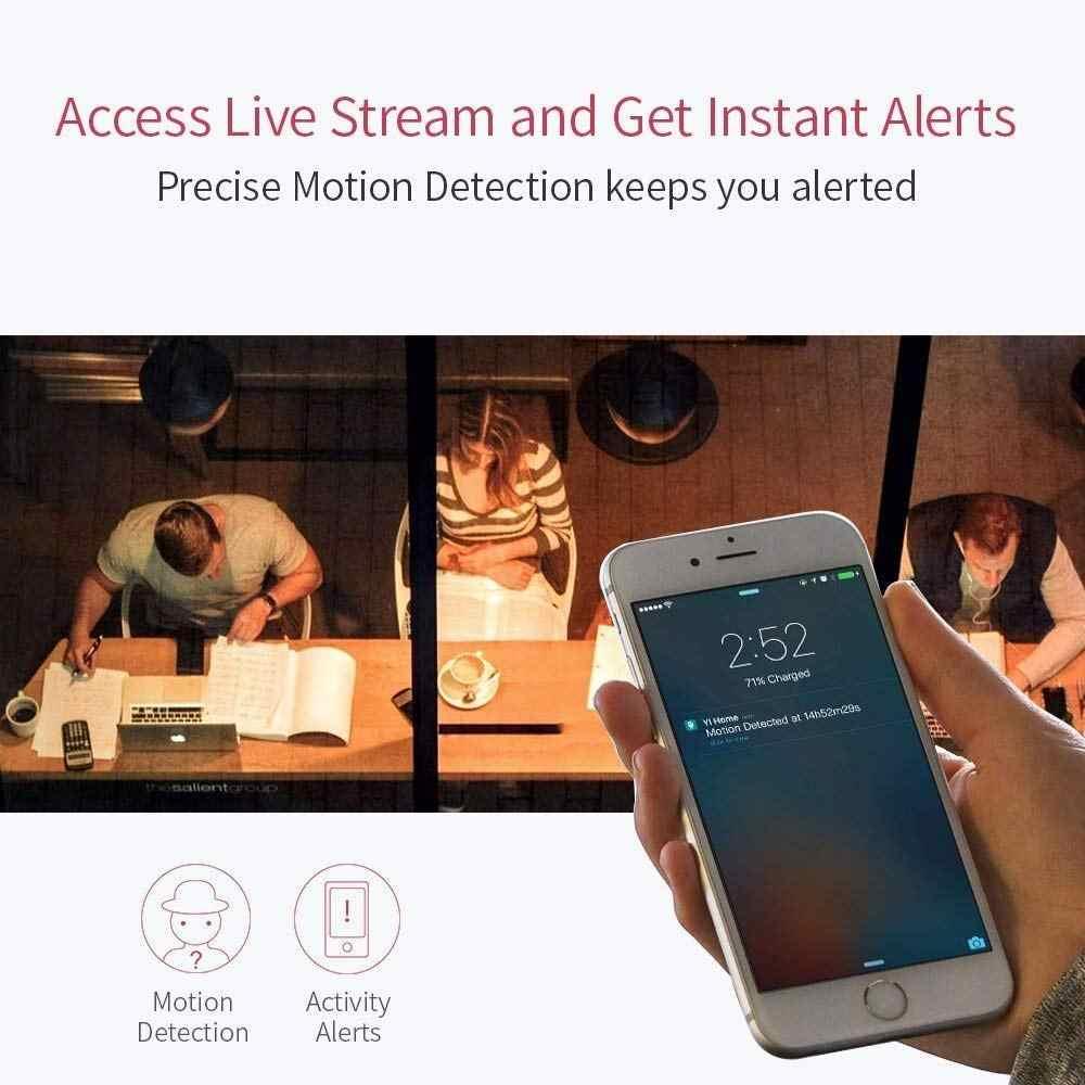 YI 1080 p, cámara para el hogar, IP inalámbrico para interiores, oficina/Monitor para bebés/mascotas, sistema de vigilancia de seguridad, edición europea, servicio en la nube disponible