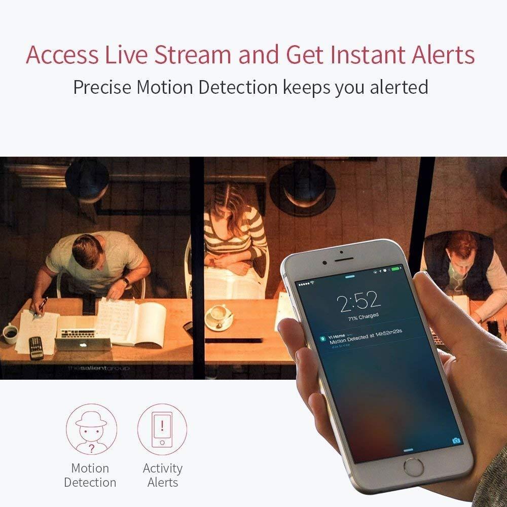 YI 1080p Hause Kamera Indoor Wireless IP Büro/Baby/Pet Monitor Sicherheit Überwachung System EU Edition Wolke service Verfügbar - 5