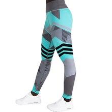 Women's Geometrical Printed Leggings