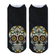 Grateful Dead and Skulls on your feet socks | Oook