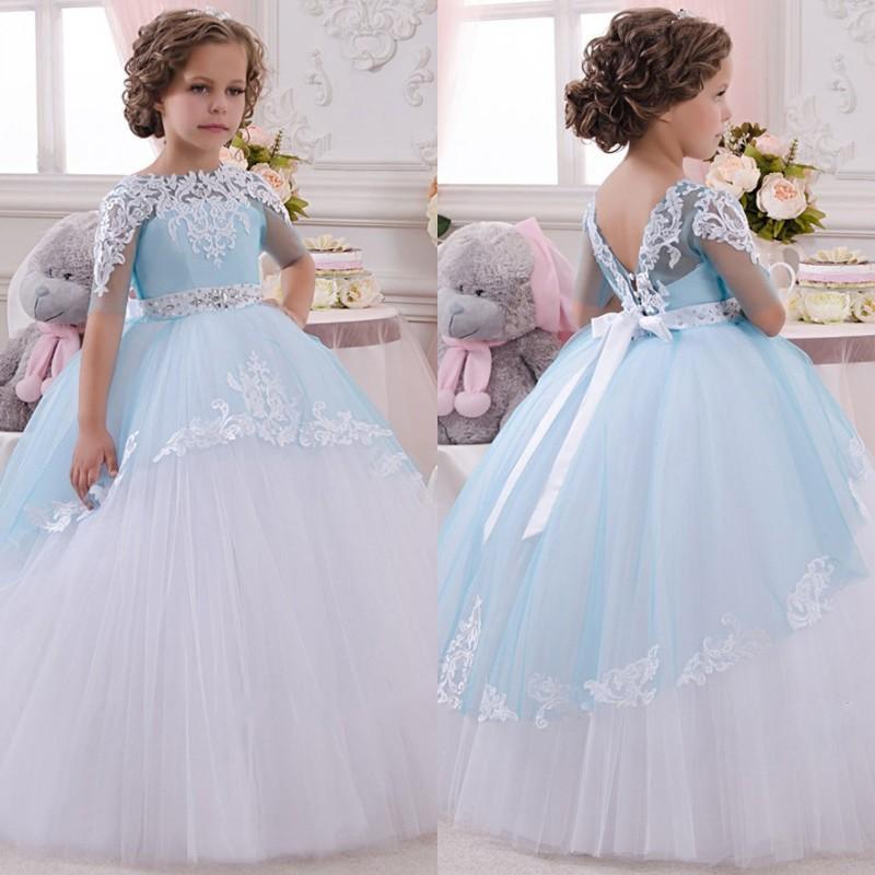 Online Get Cheap Girls Pageant Ball Gowns -Aliexpress.com ...