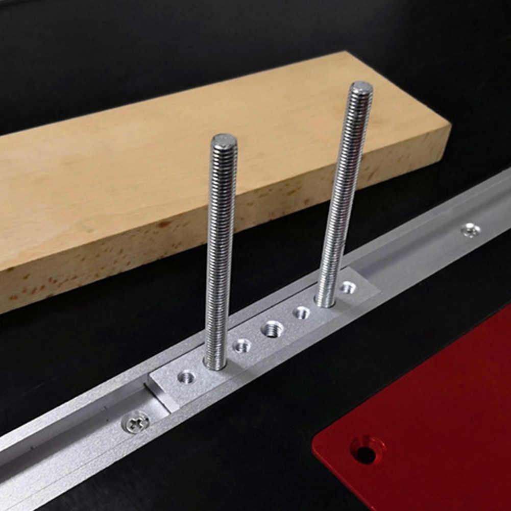 חדש חריץ אטב M6 T חריץ אגוז T-מסלול הזזה אגוז עבור נגרות כלי